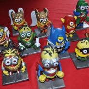 Superhero Minion Toys